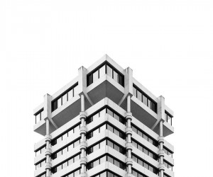 Creative and Minimalist Architecture Photography by Sascha Rehfeld