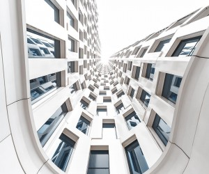 Creative and Symmetrical Architectural Photography by Christian Theile