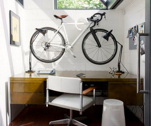 Creative Bike Storage And Display Ideas