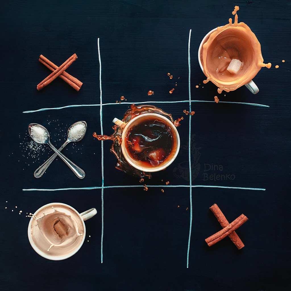 Creative food photography by dina belenko for Creation cuisine