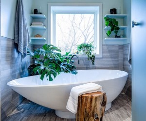 Creative Ideas to Transform Boring Bathroom Corners