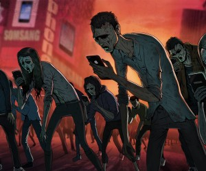 Creative Illustrations by Steve Cutts