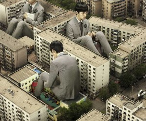Creative Photo Manipulations by Chunlong Sun