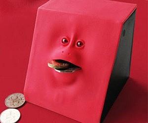 Creepy Face Bank