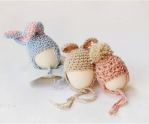Crocheted Easter Egg Patterns