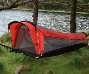 Crua Hybrid: 4-in-1 TentHammock