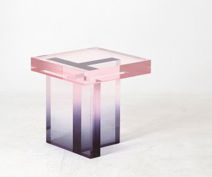 Crystal Series Tables by Saerom Yoon