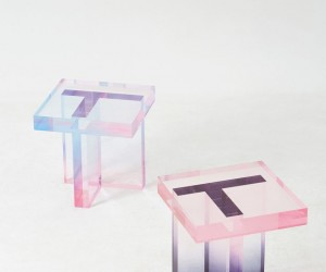 Crystal Series_Table by Saerom Yoon