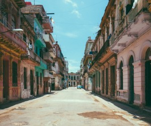 CUBA through the eyes of photographer Chris Burkard