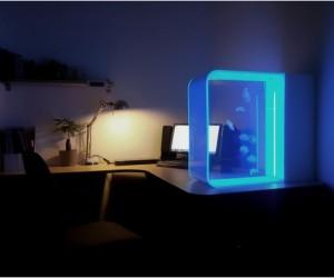 Cubic | Desktop Jellyfish Aquarium