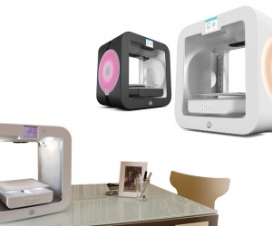 Cubifys 3D Printer: Cube 3