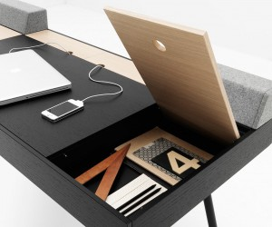 Cupertino by BoConcept | The Perfect Minimalist Desk