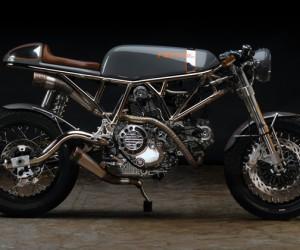 Custom Ducati SportClassic | Revival