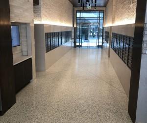 Custom Epoxy Terrazzo Floors
