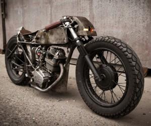 Custom Honda CB125 | Valen Zhou