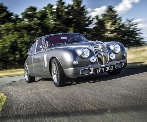 Custom Jaguar Mark 2 by Ian Callum