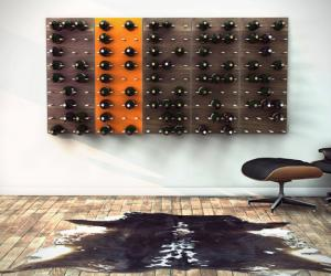 Custom Modular Wine Storage | STACT