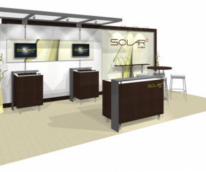 Custom Trade Show Displays from Exhibit Express