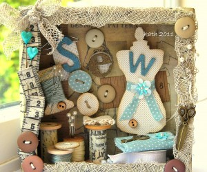 Cute and Creative Shadow Box Ideas