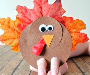 Cute and Easy Thanksgiving Crafts