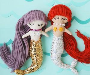 Cute DIY Dolls
