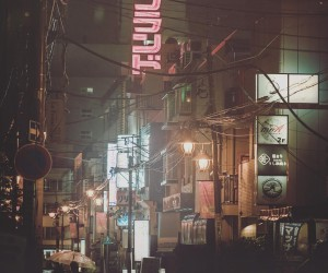Cyberpunk and Cinematic Street Photography in Tokyo by Takaaki Ito