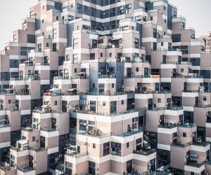 Cyberpunk Shanghai: Architecture and Urban Photography by Victor Chiang