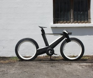Cyclotron Cycles: Revolutionary Bike