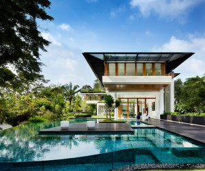 Dalvey Road House in Singapore by Guz Architects