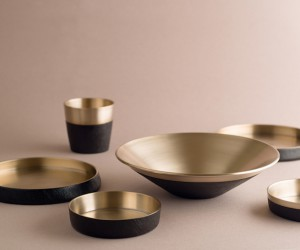 Damoon: Moon Inspired Tableware