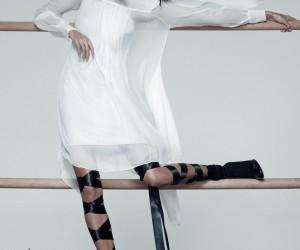 Daniela Braga by Nicole Heiniger