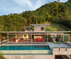 Dare to bare: Naked House, Thailand