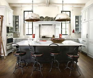 Dark Delicacy: How to Bring a Brilliant Black Island into your Kitchen