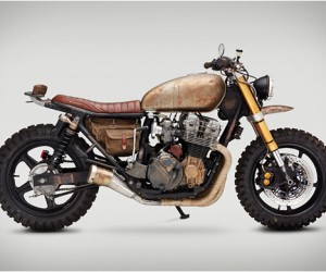 Darryls Bike | by Classified Moto