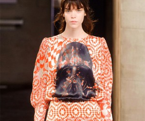 Darth Vader Appears At London Fashion Week