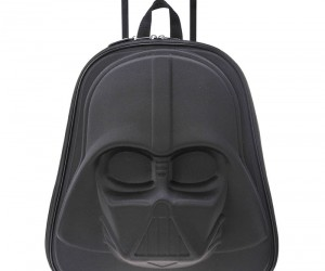 Darth Vader Wheeled Luggage.