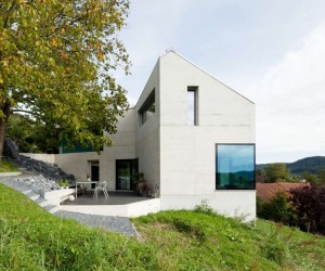 Dattlikon House by Moos Giuliani Herrmann