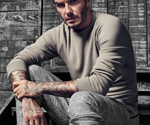 David Beckham reunites with HM for another season of his Bodywear range
