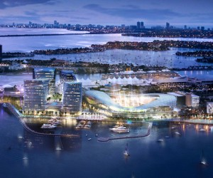 David Beckham Unveils Seafront MLS Stadium Proposal for Miami