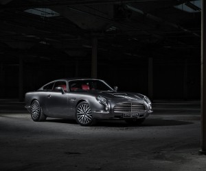 David Brown Automotive Speedback GT debuts in US