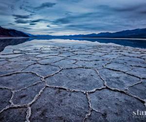 David Martin Captures Stunning Photos of Bad Water Basin in Death Valley