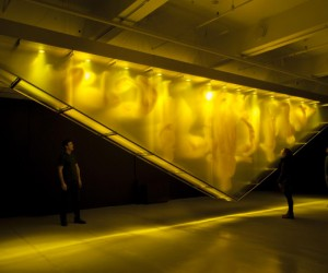 David Spriggs Flips The New York Stock Exchange Upside Down