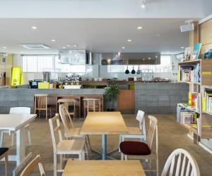 DAY caf by Schemata Architects, Shizuoka