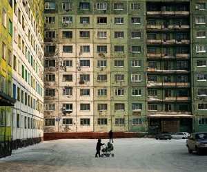 Days of Night in Norilsk by Elena Chernyshova