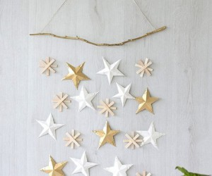 Dcor Crafts for Star Lovers