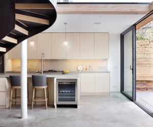 De Beauvoir House by Cousins  Cousins
