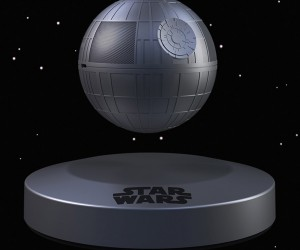Death Star Levitating Bluetooth Speaker