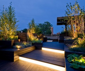Deck Lighting Solutions