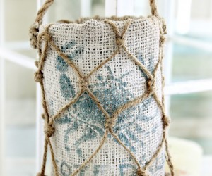 Decorate Your Beach House With These 50 DIY Coastal Decor Pieces