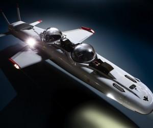 Deepflight Personal Luxury Submarine